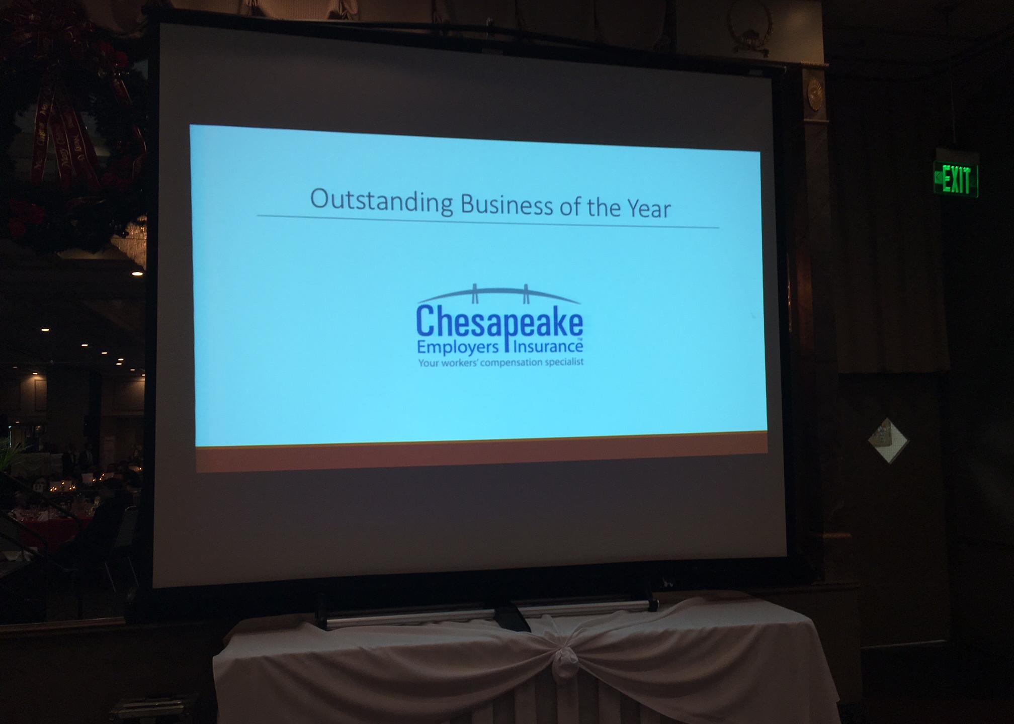 Chesapeake Employer's Insurance