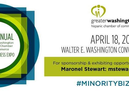 Se acerca Annual Minority Business Expo de la GWHCC