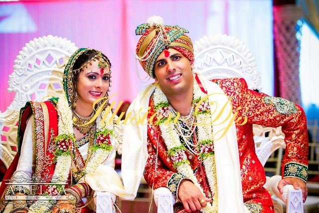 Indian Gujarati Wedding in NJ