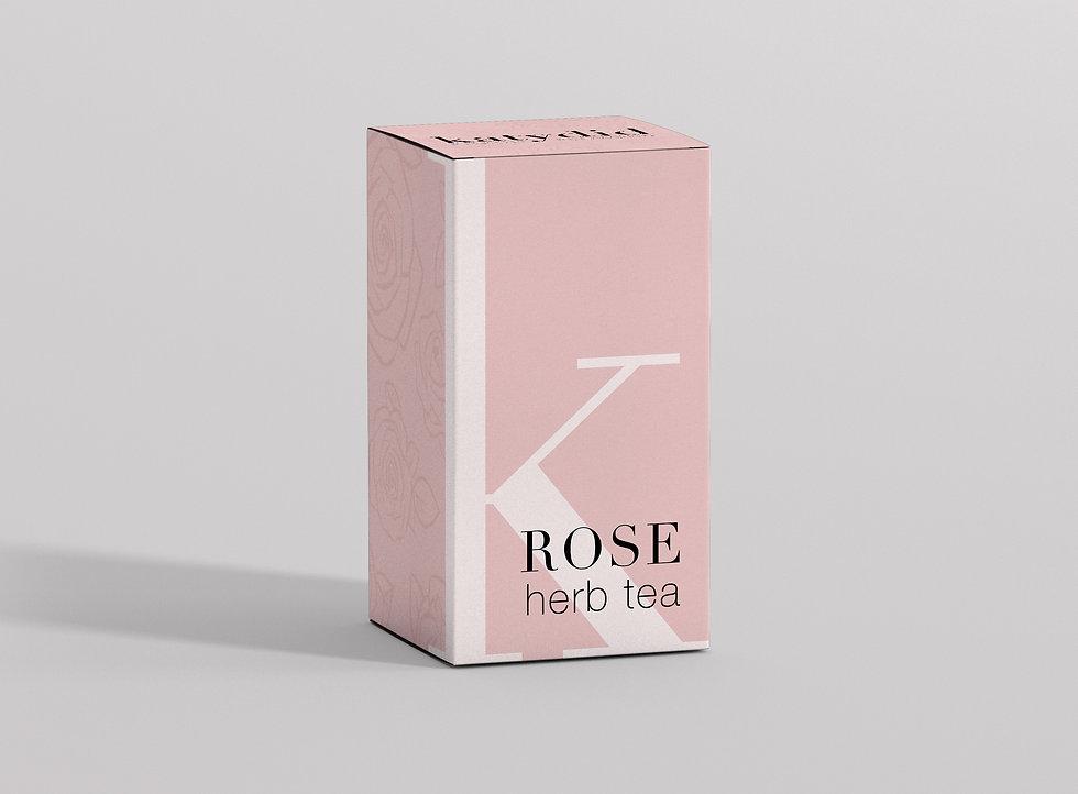 Branded Tea Packaging