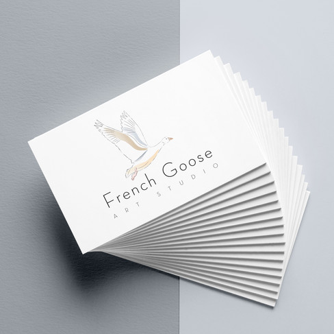 French Goose Art Studio