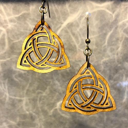 Trinity Knot Dangle