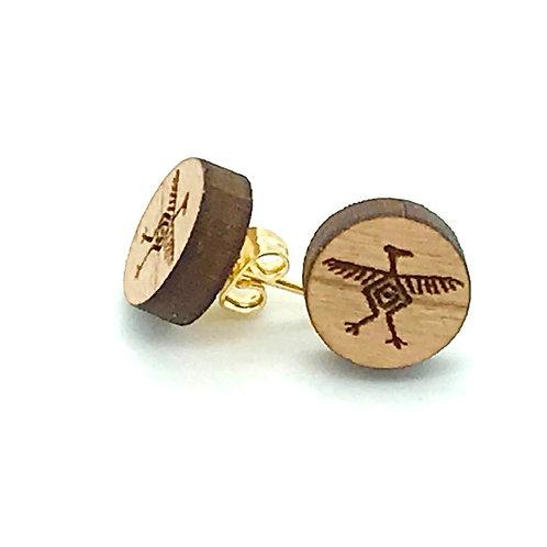 Wing Span Post Earring