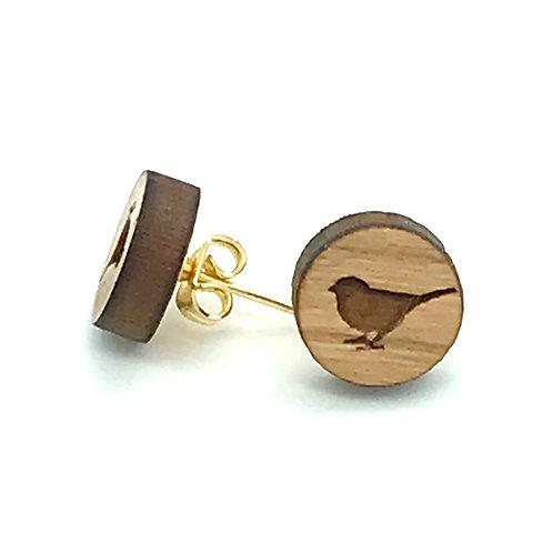 Lil Bird Post Earring