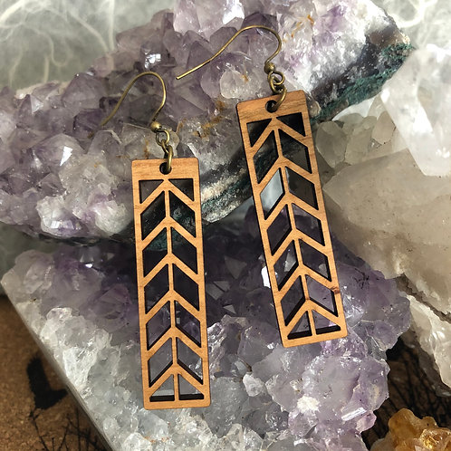 Chevron Dangle