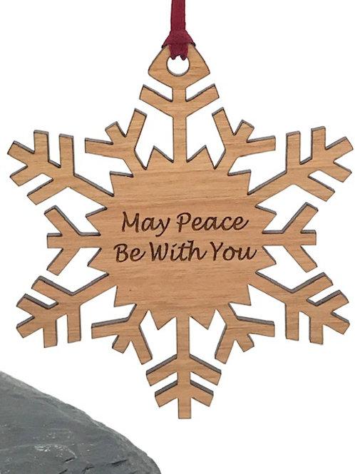 Spikey Snowflake