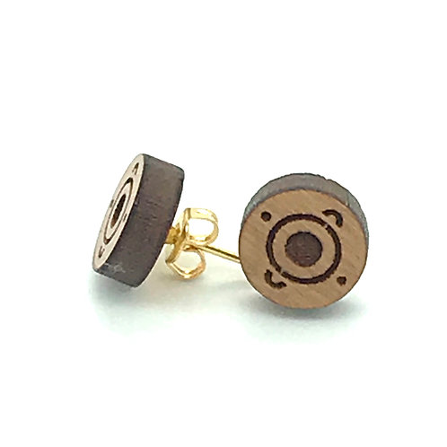 Orbit Post Earring