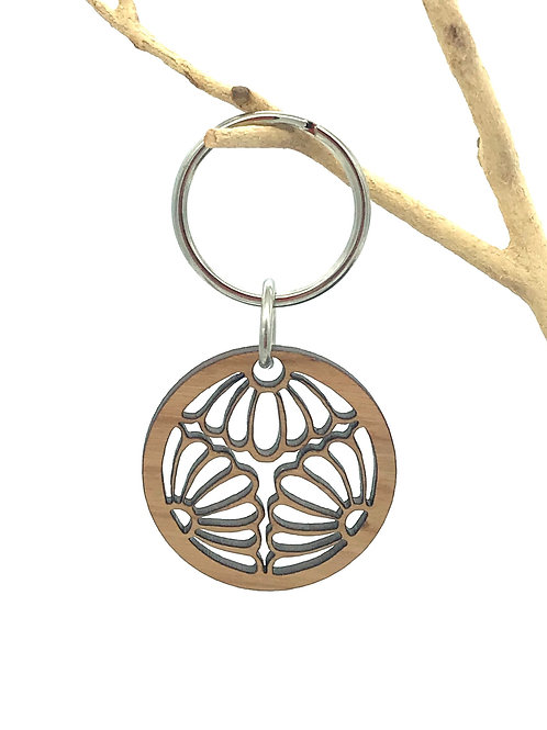 Chysanthemum Key Chain