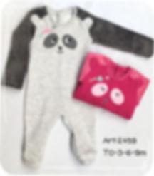 coleccion invierno 2019 ropa de bebe