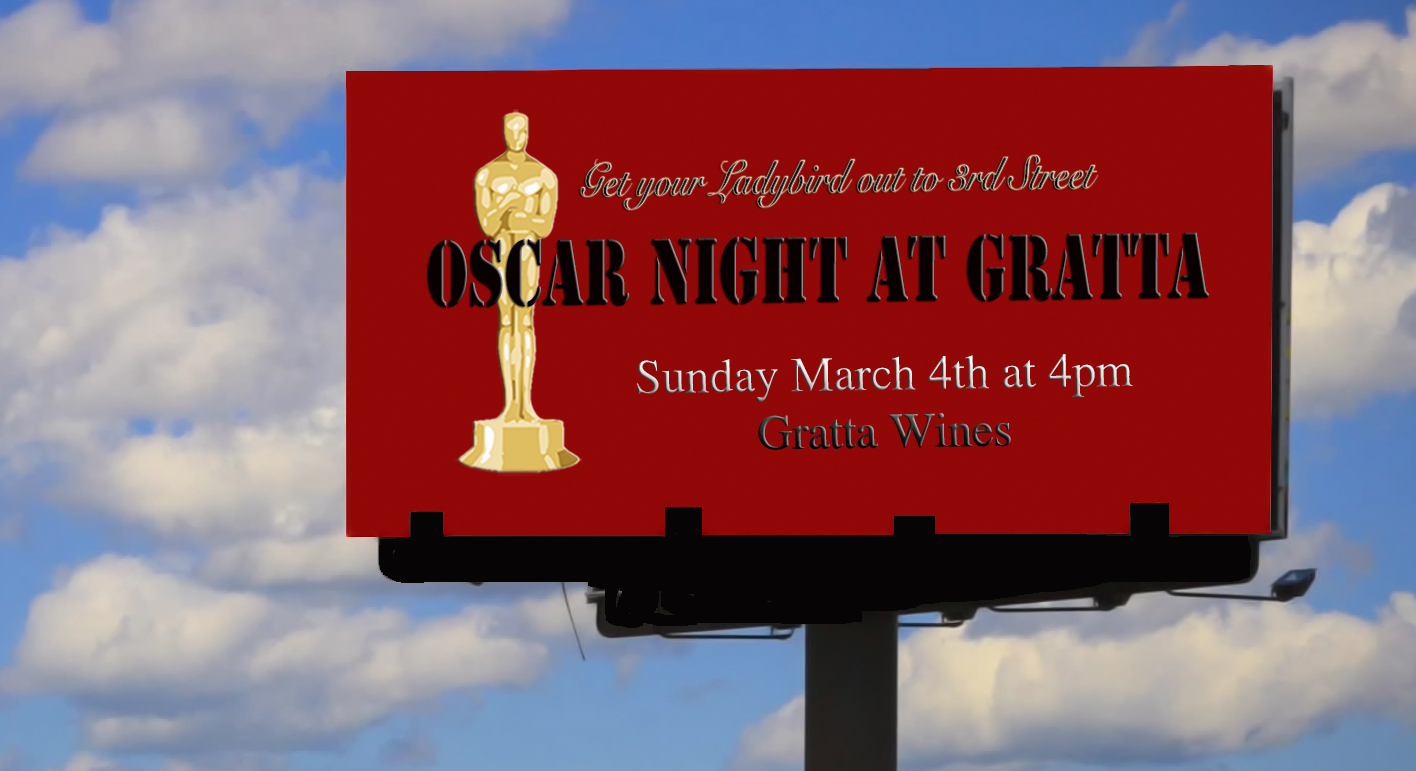 Oscar Night at Gratta. 2018