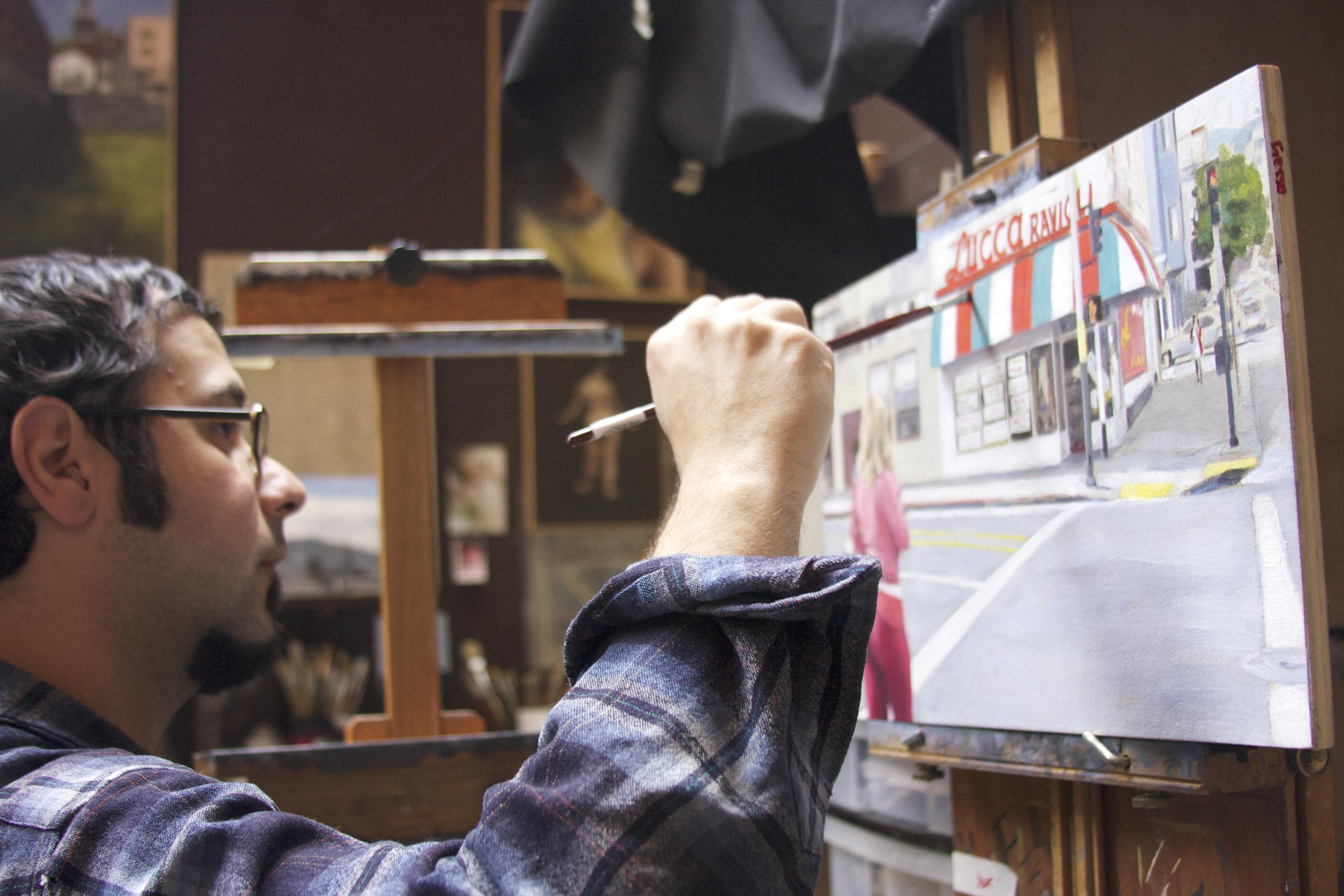 Art Consultation