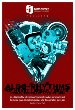 Algo-rhythms multimedia arts festival