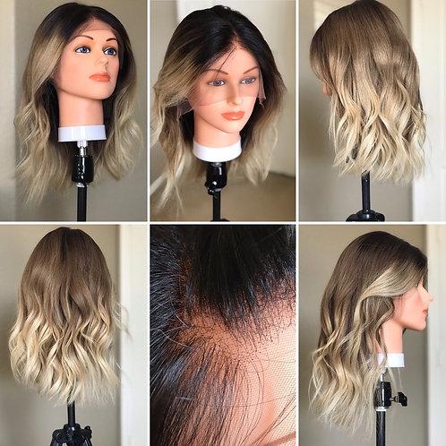 W96 Mckenna Budget Glueless Line Lace Wig 18'