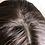 """Thumbnail: W245 Mckenna  Premium Human Hair Silk Top Wig 25"""""""