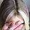 """Thumbnail: W282 Mckenna Premium Human Hair Silk Top Wig 16-17"""""""