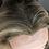 """Thumbnail: W319 Mckenna Premium Human Hair Silk Top Wig Bob Cut 12"""""""
