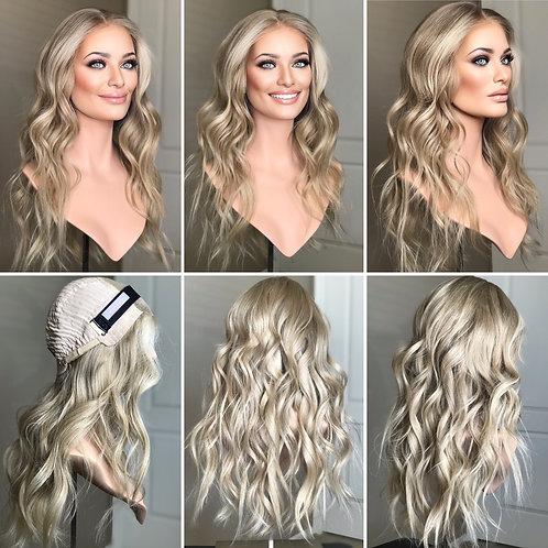 """W189 Mckenna Budget Line Glueless Lace Wig 24"""""""