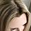 """Thumbnail: W288 Mckenna Premium Human Hair Silk Top Wig 22"""""""