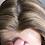 """Thumbnail: W277 Mckenna Premium Human Hair Silk Top Wig 18-19"""""""