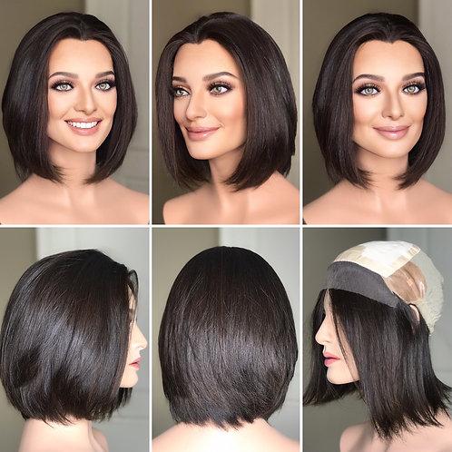 W266 Mckenna Virgin European Human Hair Bob Cut