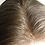 """Thumbnail: W308 Mckenna Premium Human Hair Lace Top Wig 24"""""""