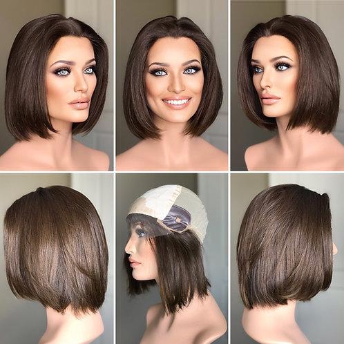 W255 Mckenna Virgin European Human Hair Bob Cut