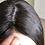"Thumbnail: T107 Mckenna Premium Human Hair Topper Lace Front 8x8 22-23"""