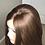 """Thumbnail: T62 Mckenna Premium Human Hair Topper 8x8 16"""""""