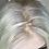 """Thumbnail: W127 Mckenna Premium Human Hair Lace Top Wig 22"""""""