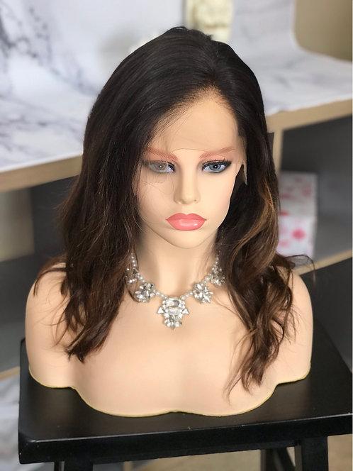 W79 Mckenna Budget Glueless Line Lace Wig 16'