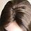 """Thumbnail: T129 Mckenna Premium Human Hair Silk Top Topper 6x7 15"""""""