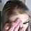 """Thumbnail: W253 Mckenna Premium Human Hair Lace Top Wig 20"""""""