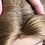 Thumbnail: W188 Mckenna Virgin European Human Hair Wig 15""