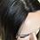 """Thumbnail: W185 Mckenna  Premium Human Hair Silk Top Wig 29"""""""