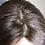 """Thumbnail: T95 Mckenna Premium Human Hair Silk Topper 9x9 22"""""""