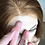 """Thumbnail: W228 Mckenna Premium Human Hair Lace Top Wig 20"""""""