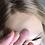 """Thumbnail: W251 Mckenna Premium Human Hair Lace Top Wig 24"""""""