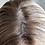 """Thumbnail: W321 Mckenna Premium Human Hair Silk Top Wig 23-24"""""""