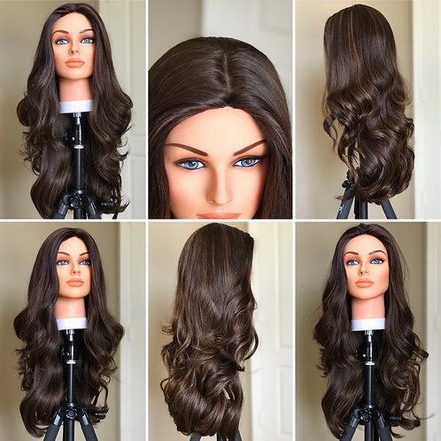 W98 Mckenna European Human Hair Wig 26'