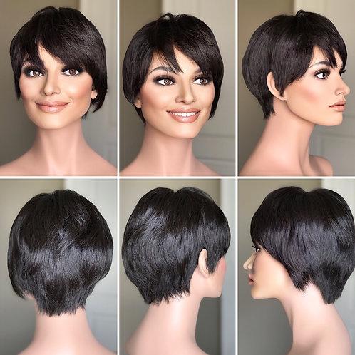 W231 Mckenna Budget Human Hair Pixie Wig