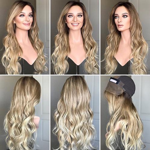 """W273 Mckenna Budget Line Glueless Lace Wig 26"""""""