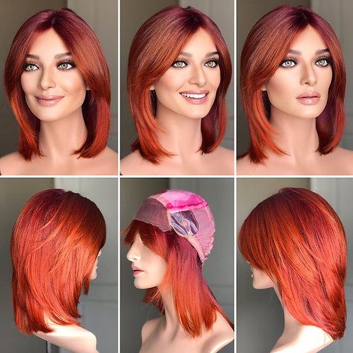 W254 Mckenna European Human Hair Limited Edition Bob
