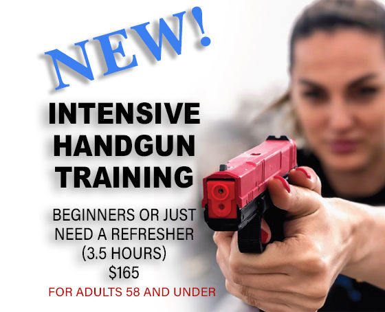 Intensive Beginner Course (58 and under)