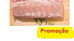 lombo de porco assar sem osso 1,18kg.