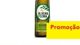 azeite extra virgem clássico Oliveira da Serra 75cl.