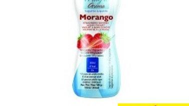 iogurte líquido aroma morango magro Amanhecer R