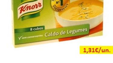 caldo em cubos legumes Knorr R