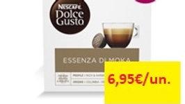 café cápsulas essenza di moka Dolce Gusto 16uni.