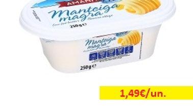 manteiga magra Amanhecer R 250gr.
