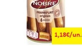 salsichas originais Nobre